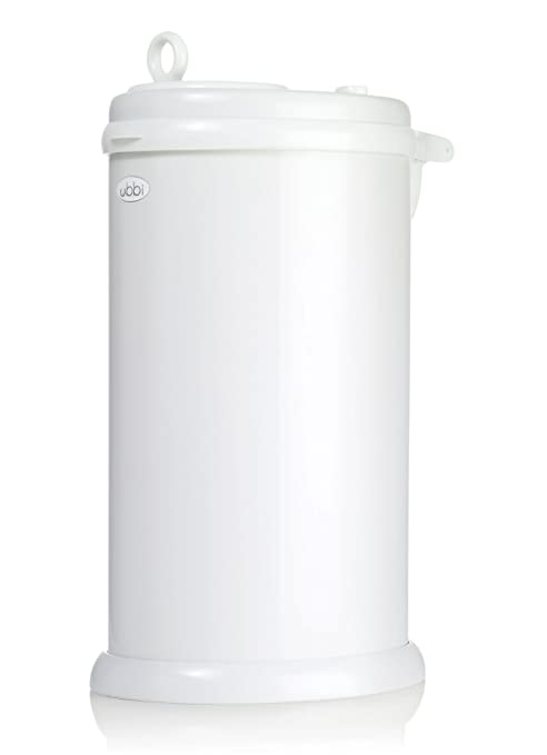 Ubbi Steel Odor Locking, No Special Bag Required Money Saving, Awards-Winning, Modern Design, Registry Must - Have Diaper Pail