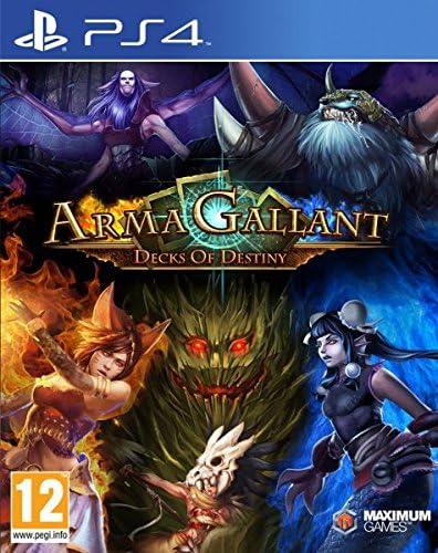 ArmaGallant - Decks of Destiny: Amazon.es: Videojuegos