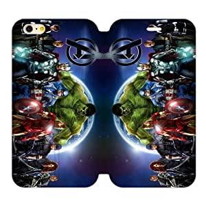 "The Avengers Personalized Custom Flip Cover Case For iPhone6 Plus 5.5"" by mcsharks"