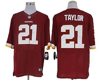 official photos 29b26 10158 Pnony Men's Washington Redskins #21 Sean Taylor football ...