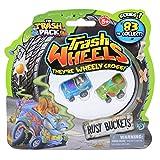 The Trash Pack Series 1 Trash Wheels 2-Pack Rust Buckets