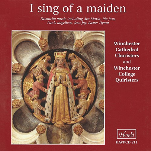 (I Sing of a Maiden (Favourite Music Including Ave Maria, Pie Jesu, Panis angelis, Jesu Joy & Easter Hymn))