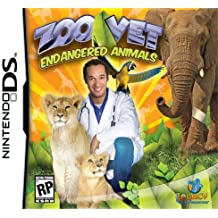 Zoo Vet: Endangered Animals - Nintendo DS