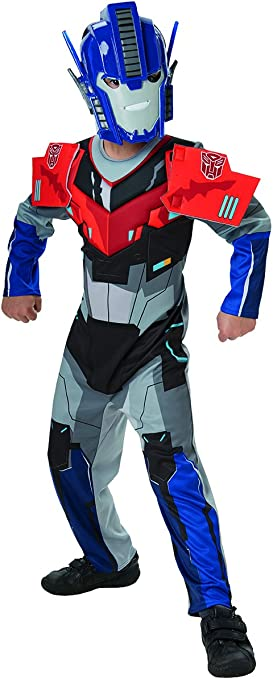 Rubies - Disfraz oficial de Transformers Hasbro Optimus Prime de ...