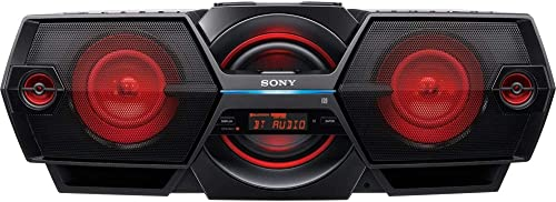 Sony ZS-BTG900 Portable NFC Bluetooth Wireless Boombox Speaker System