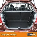 Travall Guard for Honda Fit (2007-2014) TDG1292 [Non-Hybrid Models] – Rattle-Free Steel Pet Barrier