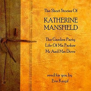 Katherine Mansfield Audiobook