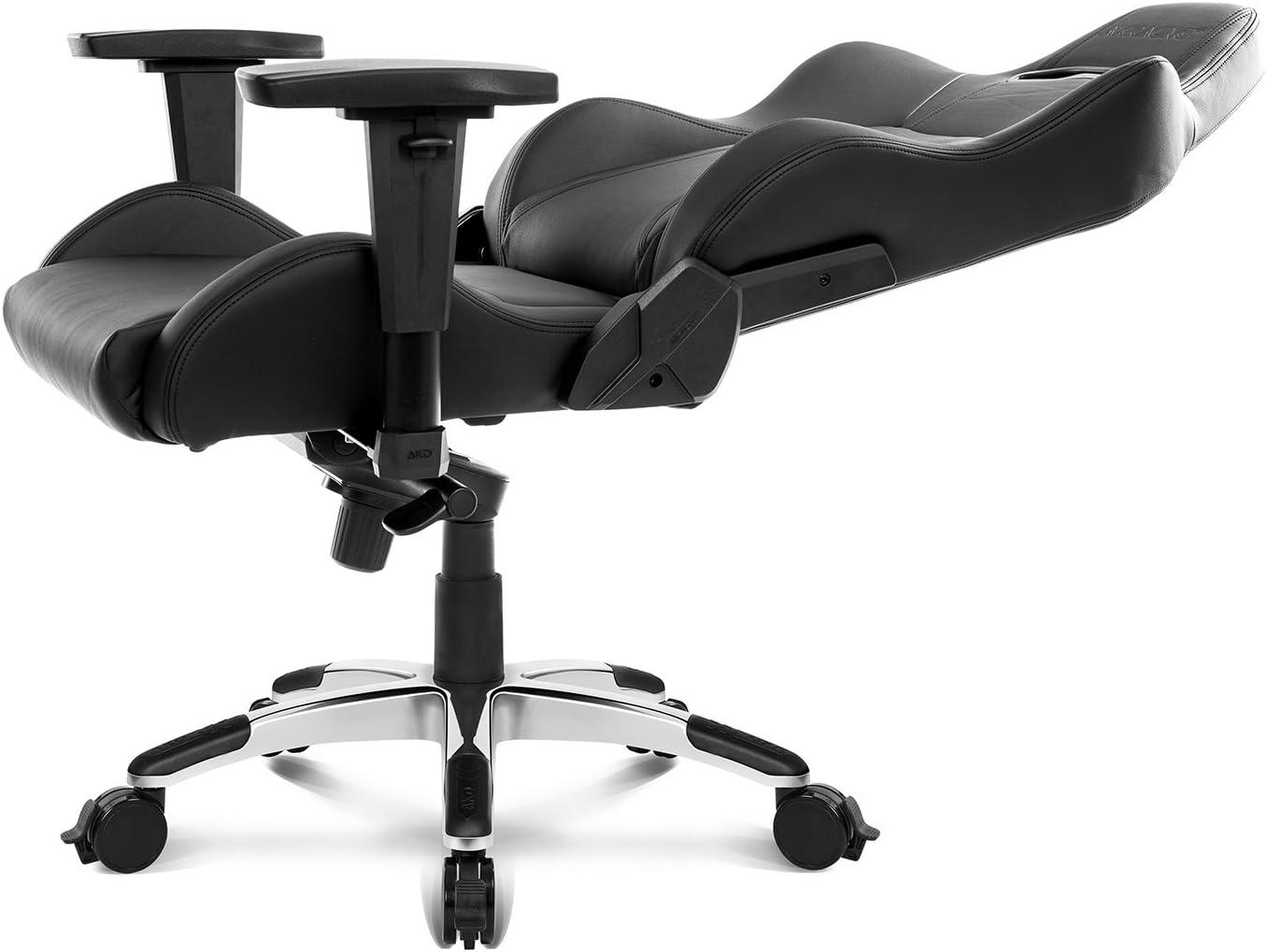 AKRacing オフィスチェア ゲーミングチェア Premium 低座面タイプ Raven レイブン AKR-PREMIUM/LOW-RAVEN