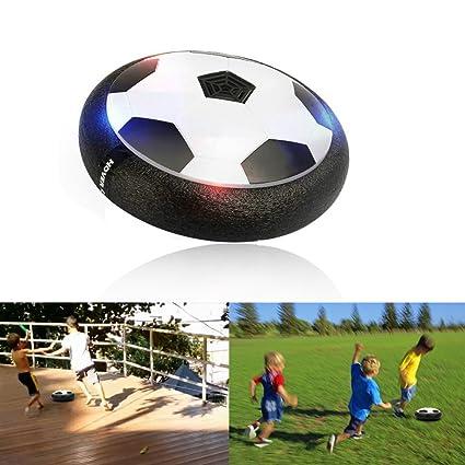 SVANCE balón de alimentación de aire Air Hockey Fútbol Juguetes ...