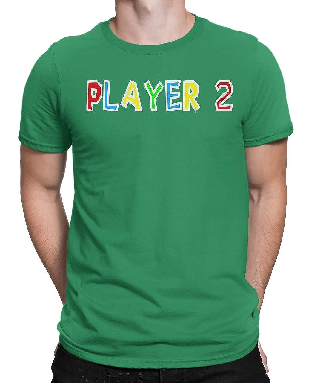 Tenacitee Mens Select Player 2 T-Shirt