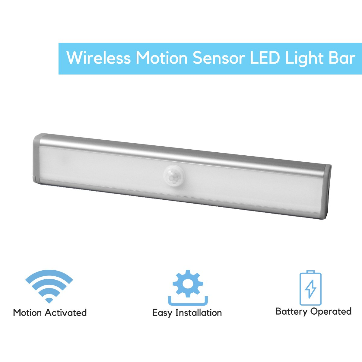Electronic & Tech - LED Motion Sensor Light