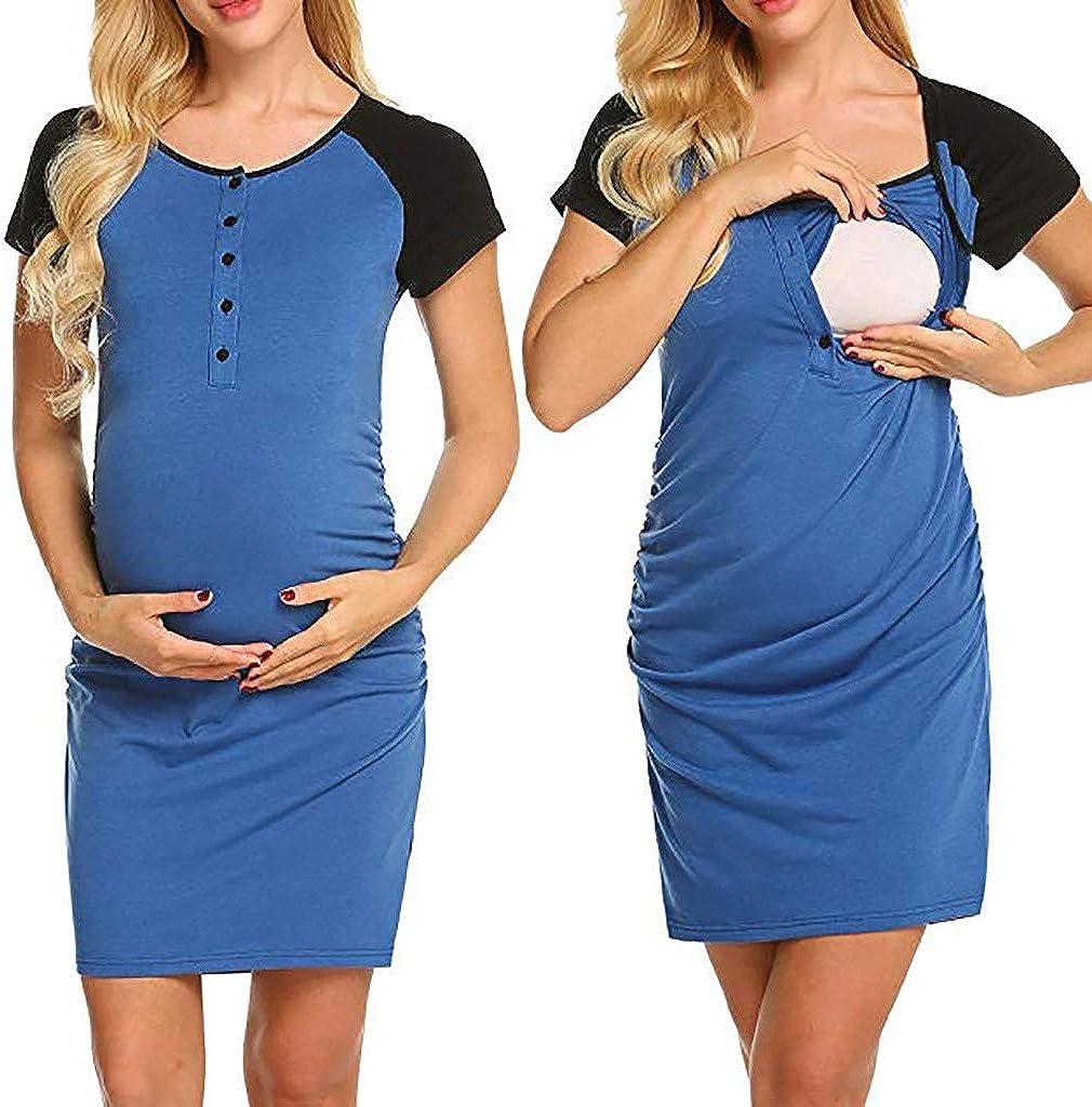 Vestido de Maternidad para Mujer, Vestido de Maternidad ...