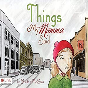 Things My Momma Said Audiobook