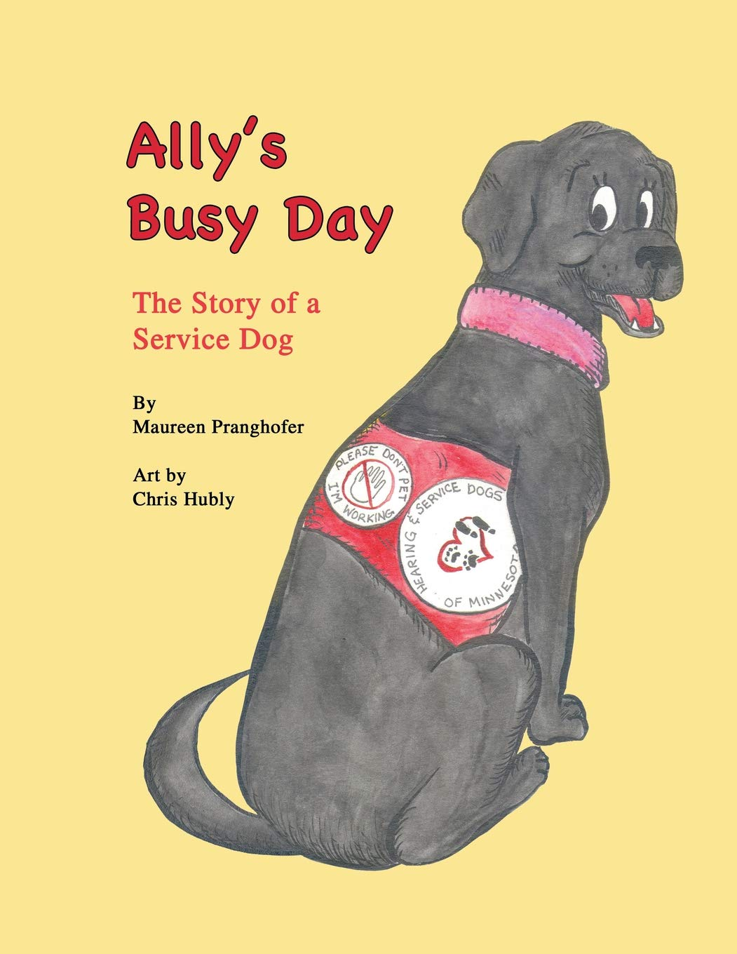 Ally's Busy Day: The Story of a Service Dog pdf