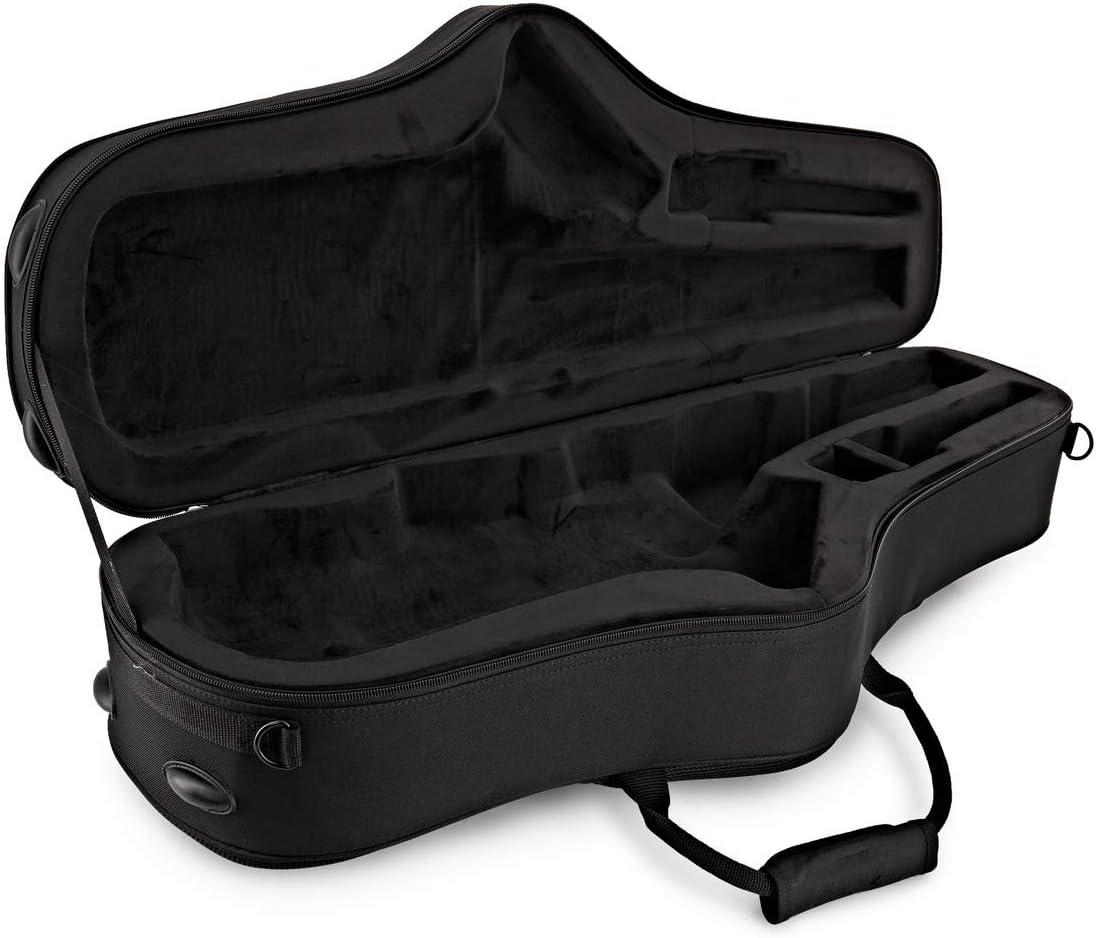 Estuche de Saxofón Tenor de Gear4music: Amazon.es: Instrumentos musicales