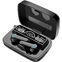 RUIMING Fones de ouvido M19-19 Fone de ouvido TWS Touch Control sem fio Bluetooth 5.1 Fones de ouvido com função de…