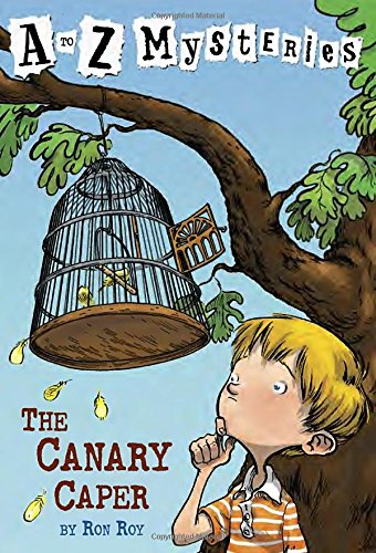 Price comparison product image The Canary Caper (A to Z Mysteries)