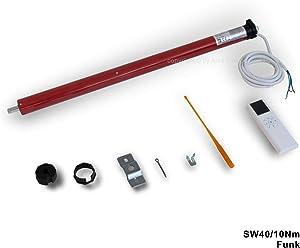 Protron Thermostate f/ür elektrische Fu/ßbodenheizung TWIN und Infrarotheizung Infrarotpanel P7036 Modell Unterputz