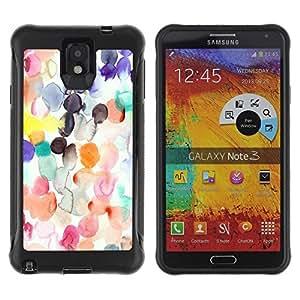 """Pulsar iFace Series Tpu silicona Carcasa Funda Case para SAMSUNG Galaxy Note 3 III / N9000 / N9005 , Libro Blanco de los niños de la Seda"""""""