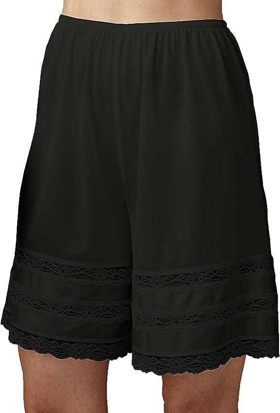1920s Lingerie History- Underwear, Slip, Bra, Corset Velrose Snip-it Pettipants (3362)  AT vintagedancer.com