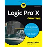 Logic Pro X For Dummies, 2nd Edition