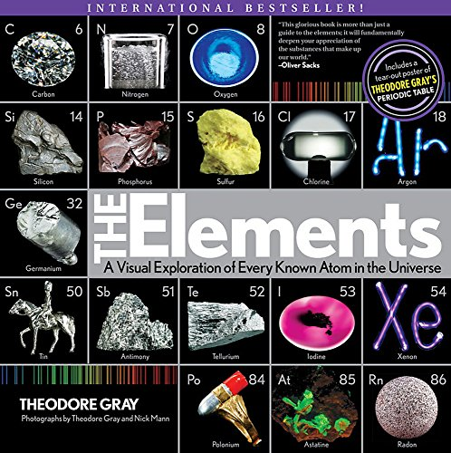 - Elements: A Visual Exploration of Every Known Atom in the Universe