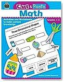 Cut & Paste Math: Grades 1-3