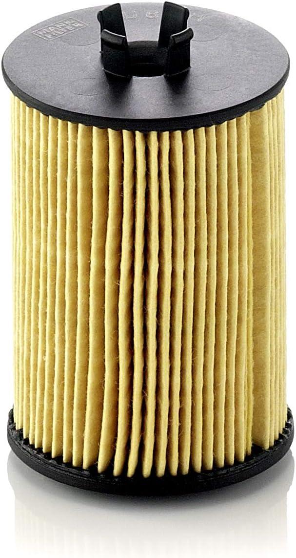 Original Mann Filter Ölfilter Hu 612 1 X Ölfilter Satz Mit Dichtung Dichtungssatz Für Pkw Auto