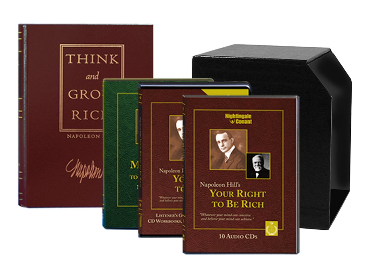Think and Grow Rich Limited Edition: The Complete System for ...