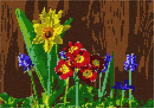 (pepita Growing Garden Needlepoint Canvas)