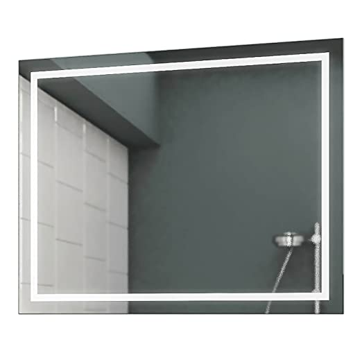 Concept2u Led Badspiegel Badezimmerspiegel Wandspiegel Bad Spiegel