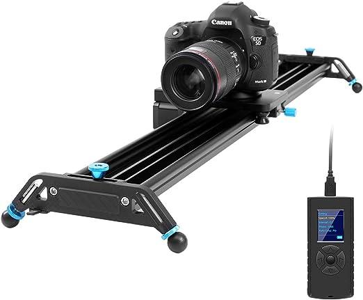 Gvm Kamera Slider Motorisiert 80cm Schienen Dolly Rail Kamera