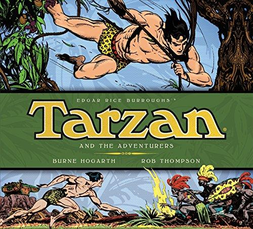 Tarzan - Tarzan and the Adventurers (Vol. 5)]()