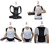 Adjustable Back Support Posture Corrector Brace