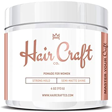 reliable Hair Craft Co. Semi-Matte