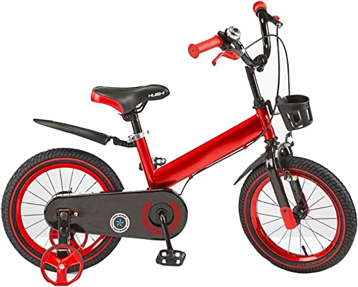 YUMEIGE Bicicletas Bicicletas 12 14 16 Pulgadas, Bicicleta ...