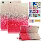 iPad Mini Case, Dteck(TM) Slim Fit Cute PU Leather Flip Stand Wallet Case with Auto Sleep/Wake Function Smart Cover for Apple iPad Mini 1 2 3 (02 Gradient Ramp Color)