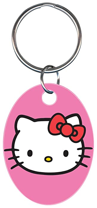 Hello Kitty rosa llavero: Amazon.es: Zapatos y complementos