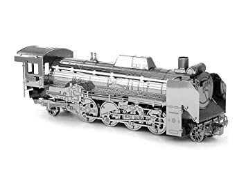 Smartec24 ® 3d Nano Metal Modelo Tren en miniatura 3d ...