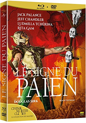 Signe du paien (le) - combo DVD + blu-ray (Sign Of The Pagan)