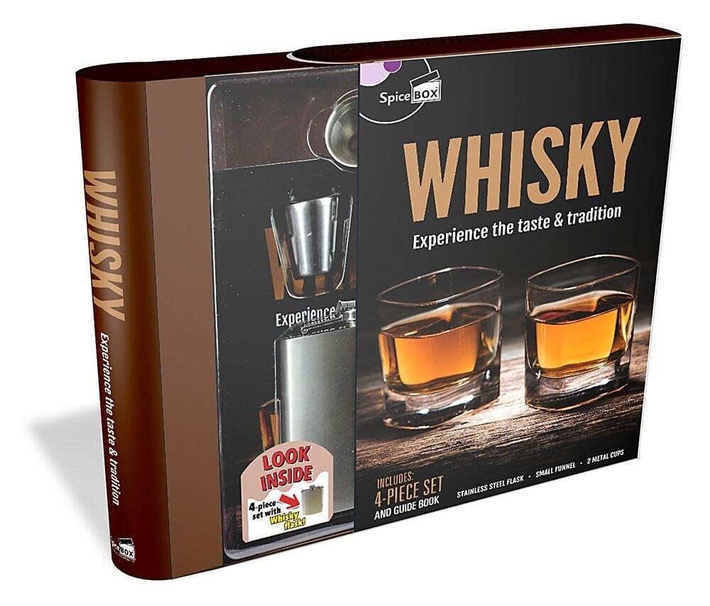 今年も話題の SpiceBox 味と伝統 ウィスキー体験 味と伝統 SpiceBox ウィスキー体験 ギフトセット B073W9MQ95, 線香ろうそく仏具の小澤佛具店:ee6ded53 --- a0267596.xsph.ru