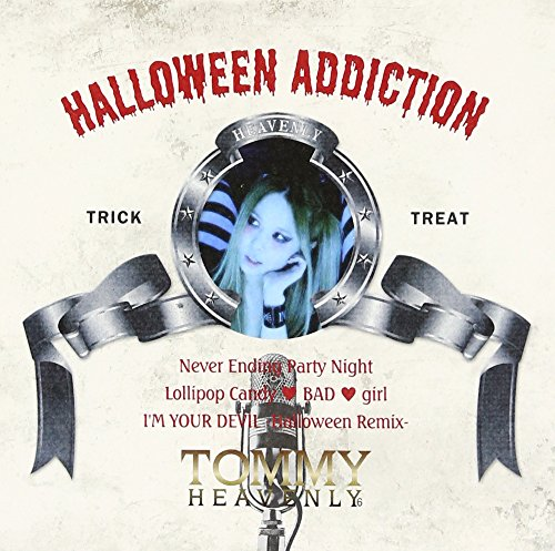 - Tommy February6 & Tommy Heavenly6 - Halloween Addiction [Japan CD] WPCL-11255