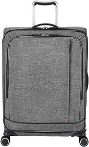 Ricardo Beverly Hills Malibu Bay 2.0 25-Inch Check-In Suitcase (Gray)