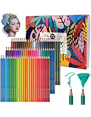 Colouring Pencils Adult Coloring Book Artist
