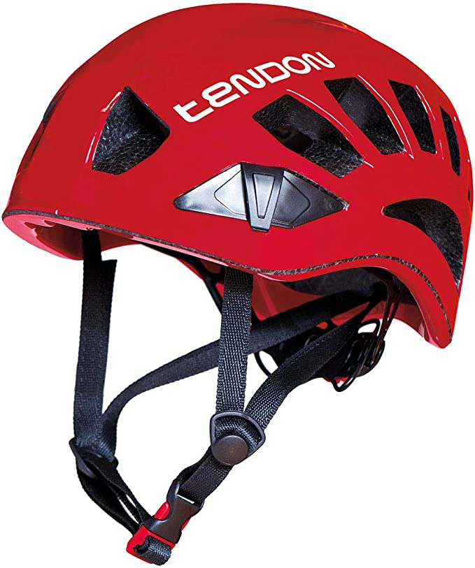 Tendon ORBIX-Casco Escalada, Adultos Unisex, Rojo (Rojo ...