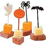 (72 PACK) - 72 Plastic Halloween Picks by FE