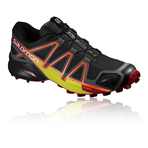 Salomon Speedcross 4 CS Scarpe da Trail Corsa - 41.3 be8ea8e1872