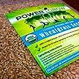 Certified Organic Non-GMO Wheatgrass Seeds - 5 Pounds - Guaranteed to Grow