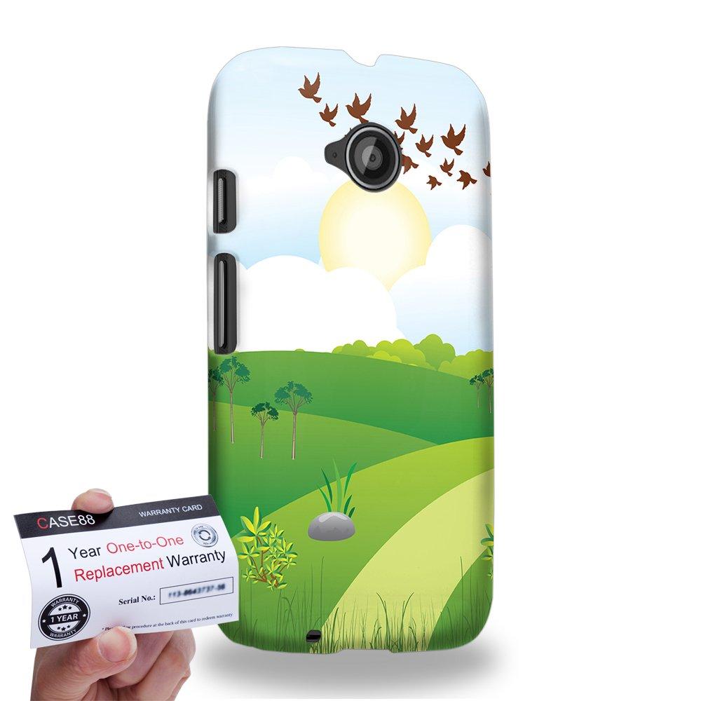 Case88 3D Printed Snap-on Hard Case & Warranty Card: Amazon co uk