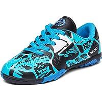 XiXiHao Indoor Soccer Boots Sport Football Futzalki Sneakers Cleats Shoes Child